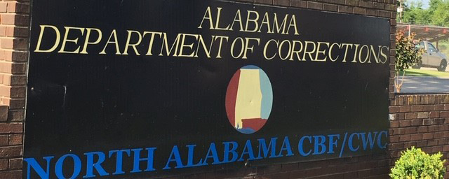 Alabama Dept of Corrections
